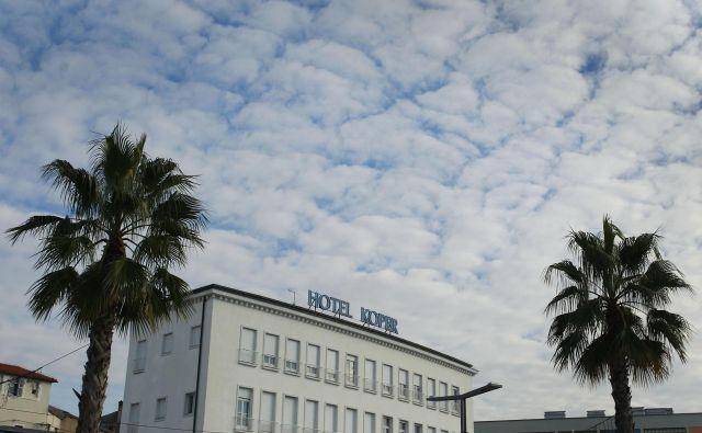 Hotel Koper ima novega lastnika. Foto Leon Vidic/Delo