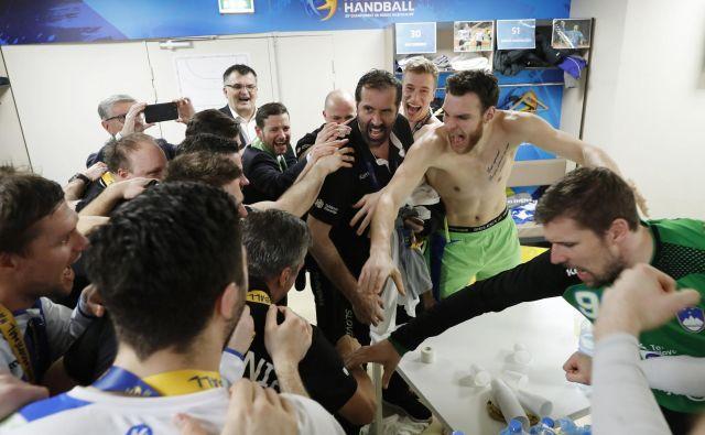 Veselin Vujović je pred dvema letoma v Franciji Slovence popeljal do brona na SP, podoben dosežek si obeta na januarskem EP. FOTO: Uroš Hočevar