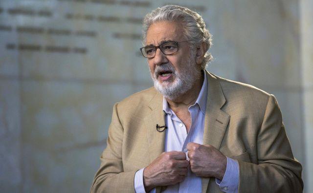 Plácido Domingo. FOTO: Mario Anzuoni/Reuters