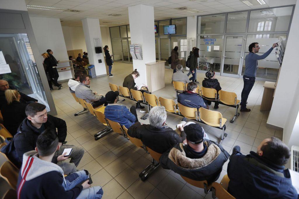 Upravna enota Ljubljana: stavke morda ne bo