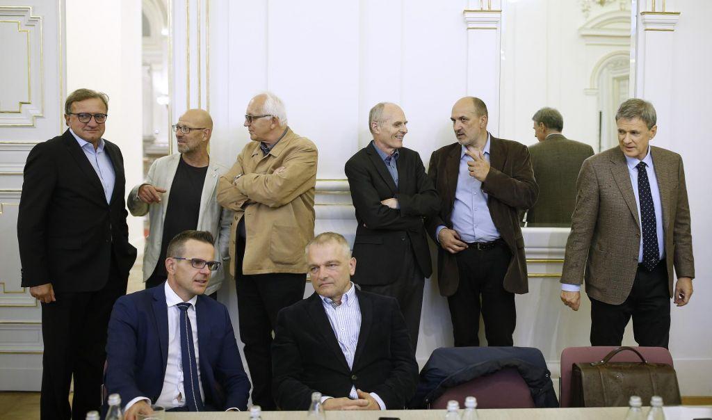 Slovenski prostozidarji so prvič stopili v javnost