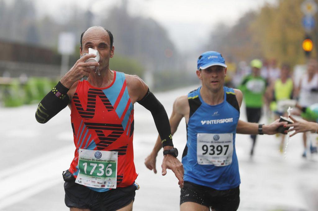 Kako jesti pred maratonom