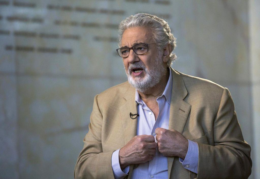 Plácido Domingo zapušča opero v Los Angelesu