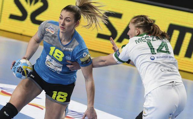 Nina Zulić bo imela še bolj odgovorno vlogo kot v prejšnjih sezonah. FOTO: Jože Suhadolnik