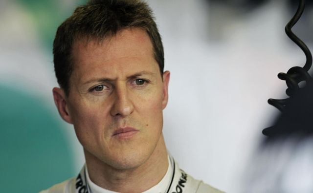 Michael Schumacher je prestal napredno terapijo z matičnimi celicami. FOTO: Mark Horsburgh/Reuters