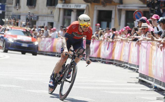 Bole Grega je bil tretji v Makarski. FOTO: Leon Vidic
