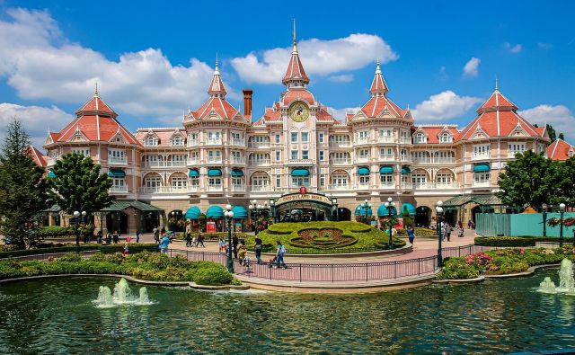 V pravljični svet Walta Disneyja se nikar ne odpravite brez vnaprejšnjega načrtovanja. FOTO: Shutterstock