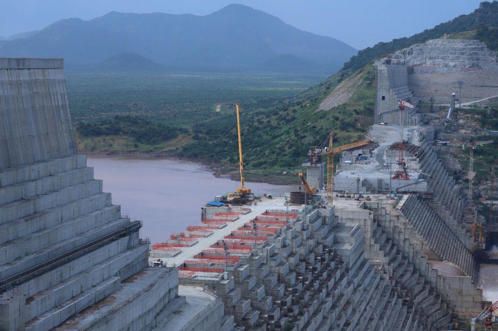 Megaprojekt, ki deli regijo
