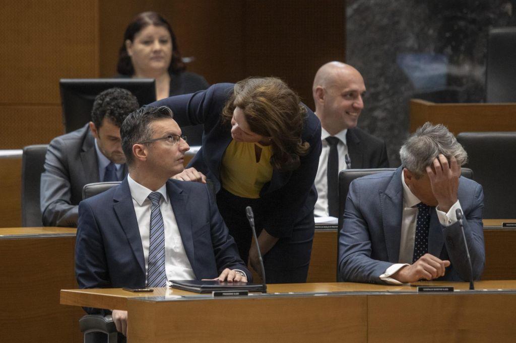 Alenka Bratušek začasno prevzema kohezijski resor