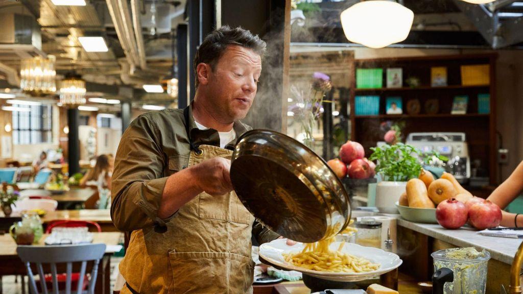 FOTO:Ni zmeraj najbolje biti Jamie Oliver