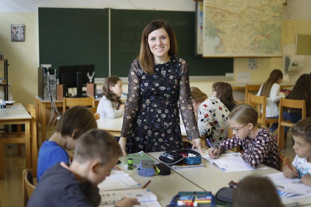FOTO:Kako ostati učiteljica z nasmehom