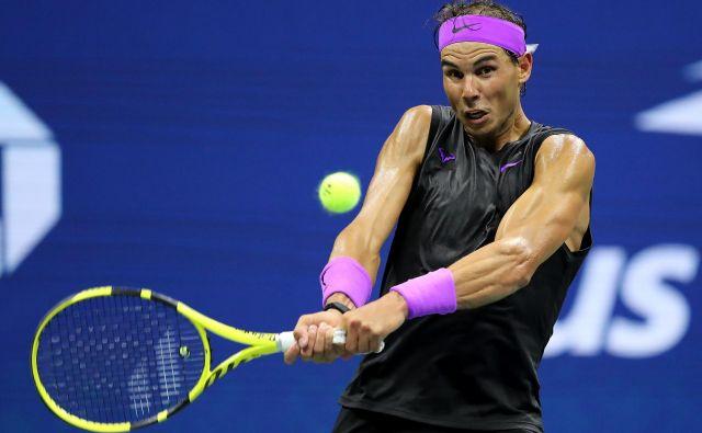 Na teniški akademiji Rafaela Nadala sta način treninga in predvsem vzgoja igralcev zelo podobna, kot je Rafo vzgajal stric Toni. FOTO: AFP