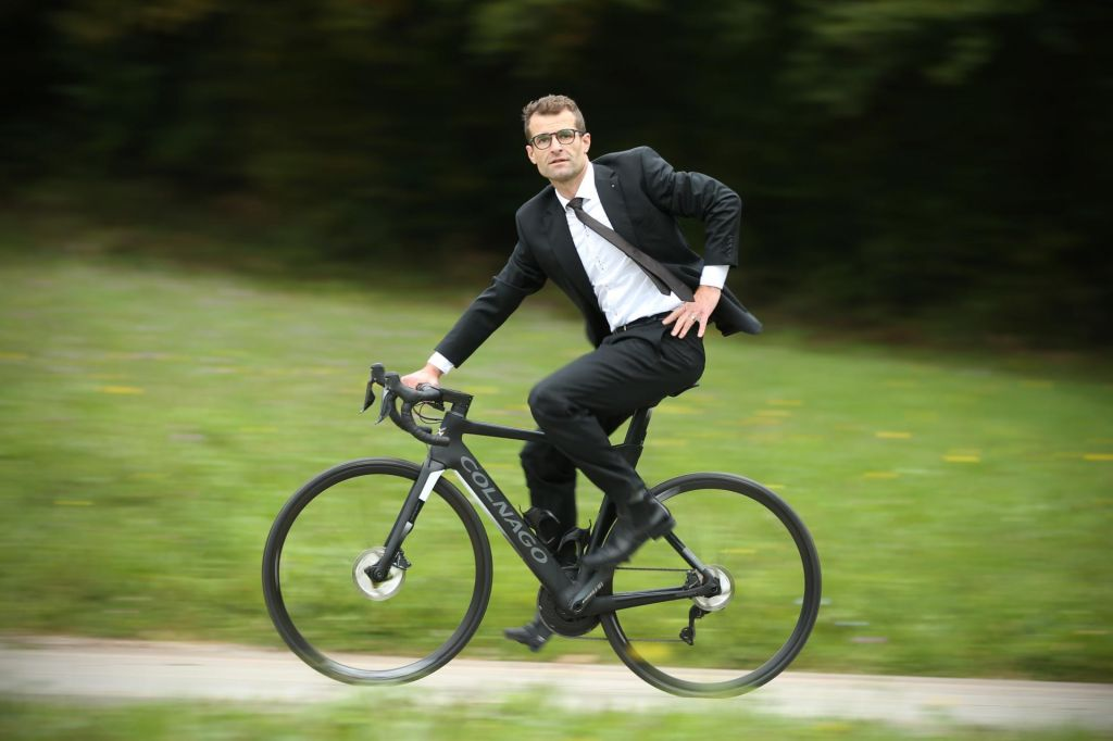 Carpe Diem: O kolesarstvu, o življenju, o bolezni, o Andreju Hauptmanu