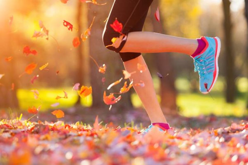 Devet utrinkov teka za zdravje