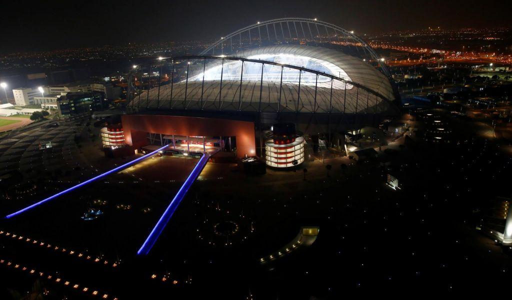 Nogometni most: vsi dobrodošli na stičišču sveta