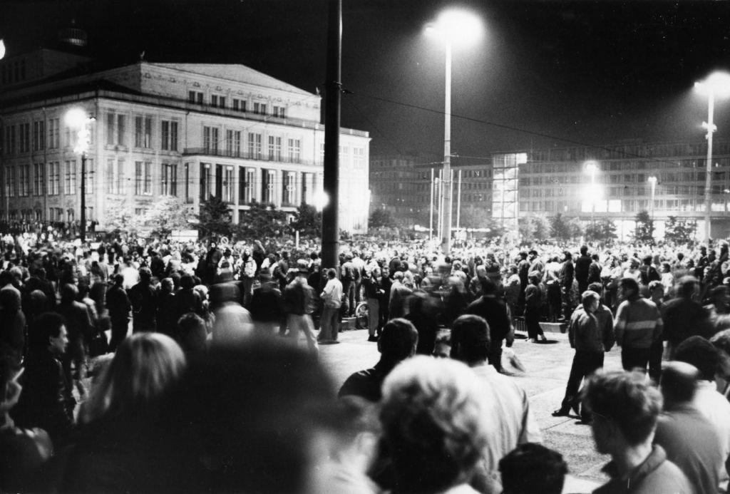 FOTO:Vzhodna Nemčija, tri desetletja pozneje