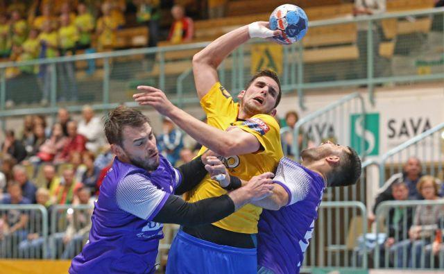 Josip Šarac je v Mariboru dosegel šest golov. FOTO: Tadej Regent