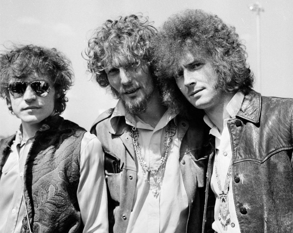 FOTO:Umrl legendarni bobnar skupine Cream