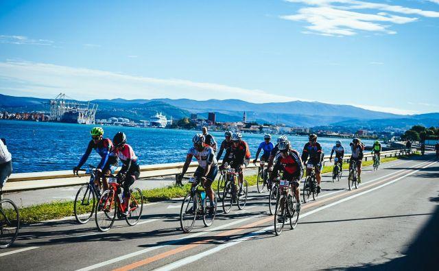Nedelja je bila v znamenju vožnje po treh razglednih trasah po Istri.Foto: Fuf