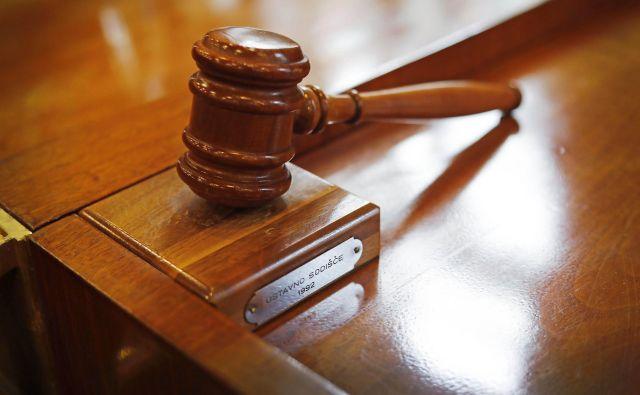 Ustavno sodišče bo odločalo o pobudi generalnega državnega tožilca Draga Škete. FOTO: Leon Vidic