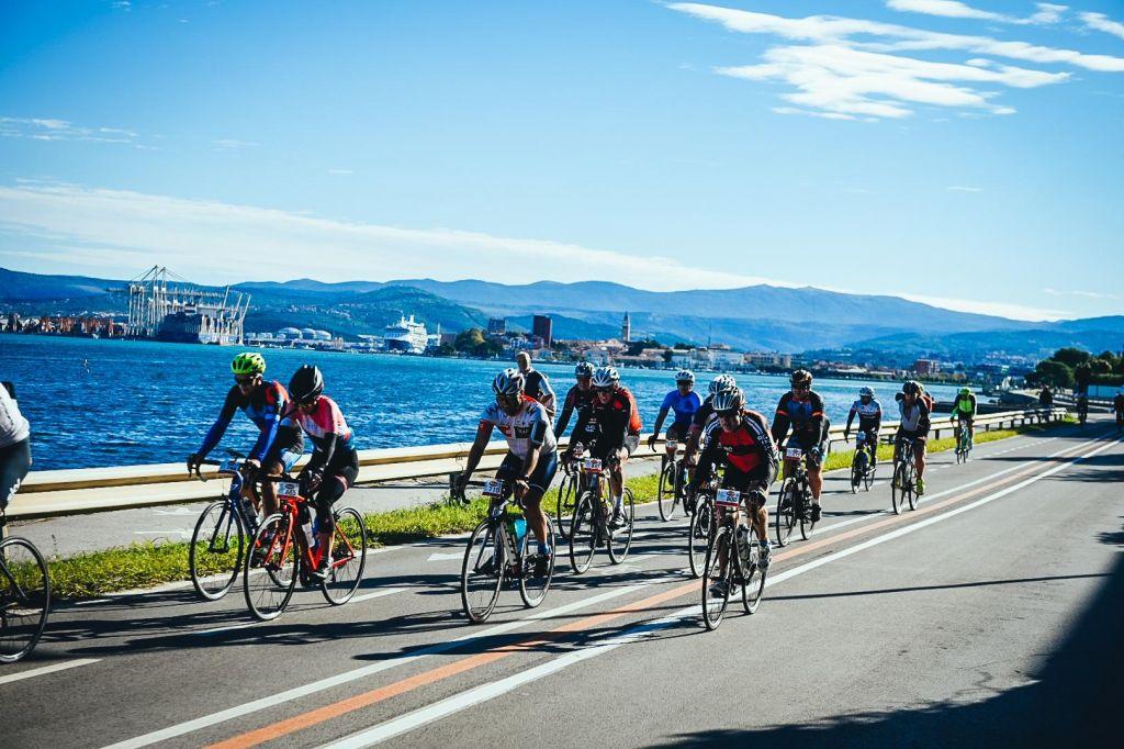FOTO:Istrski kolesarski maraton z rekordno udeležbo
