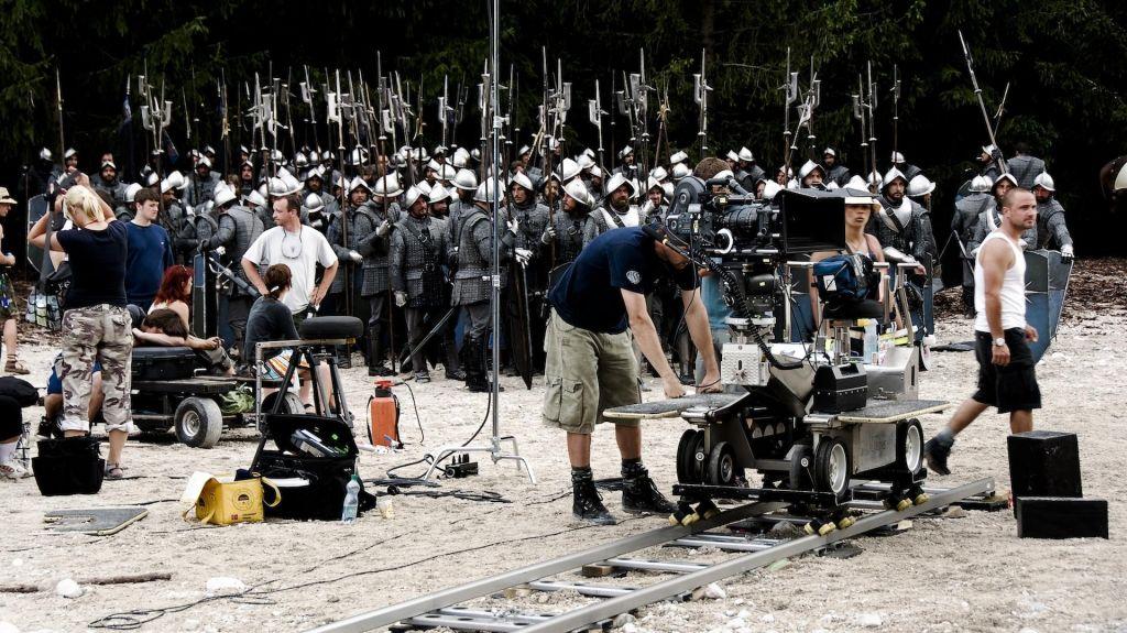 V Soški dolini nastaja nova hollywoodska serija