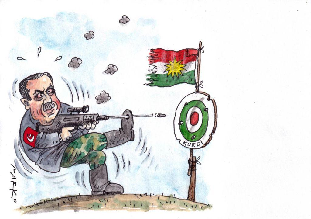 Turška ofenziva