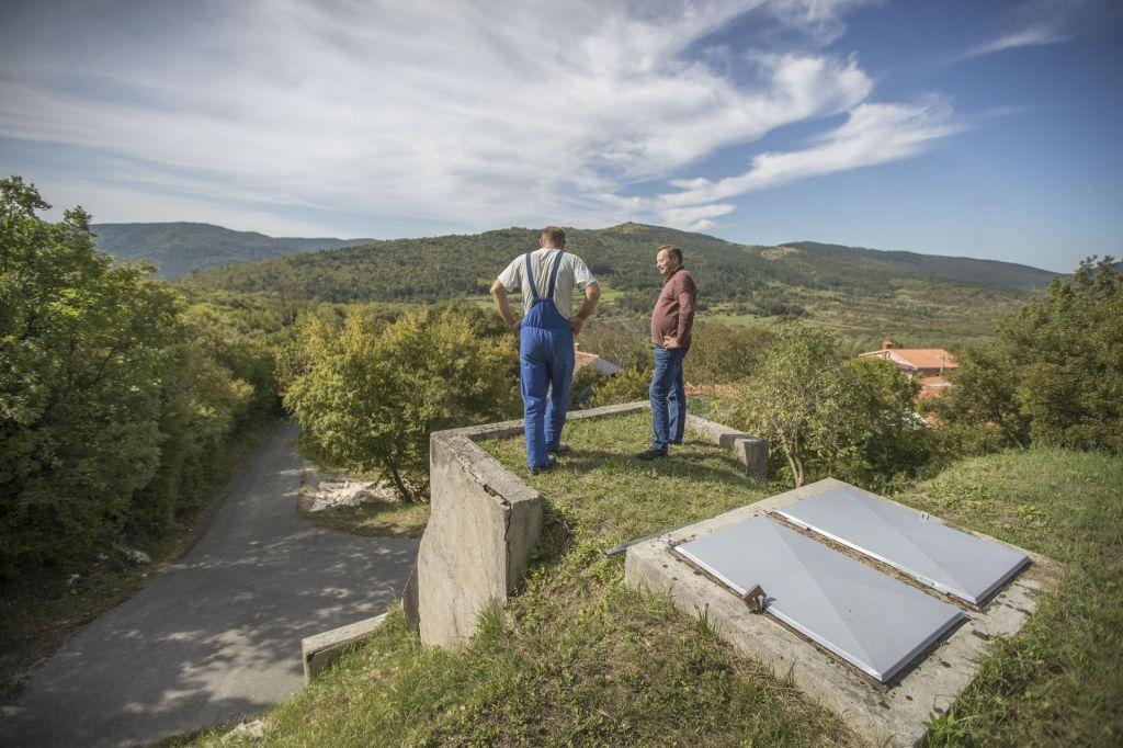 FOTO:Imeti pitno vodo v vodnati deželi žal ni samoumevno