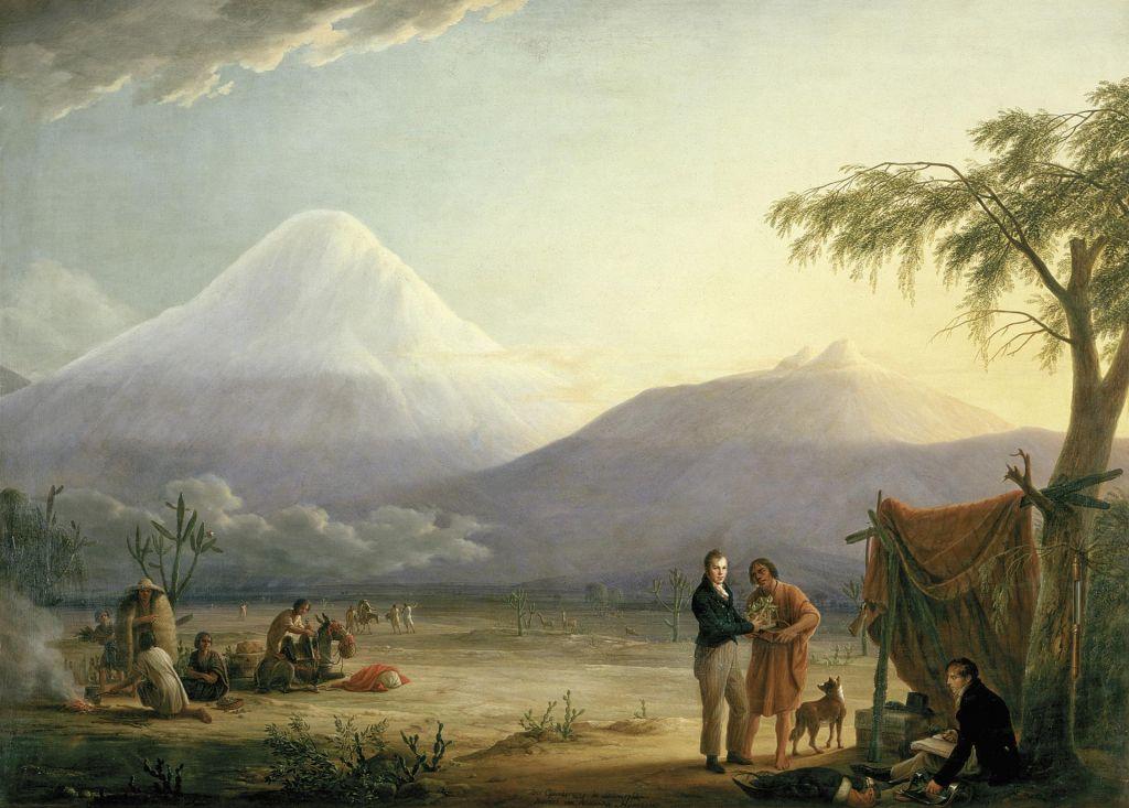 Mož, ki je pred dvesto leti izmeril, da sečnja gozdov dviguje temperaturo
