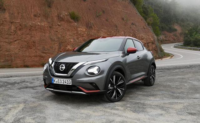 Nissanovi razvojniki so prisluhnili pripombam kupcev dosedanjega juka. Hoteli so, da ostane mladosten, a da je hkrati nekoliko bolj uporaben. FOTO: Gregor Pucelj