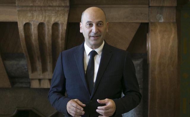 Marjan Batagelj dve leti po prihodu v Cerkno začenja večje investicije v hotel. FOTO: Arhiv Dela