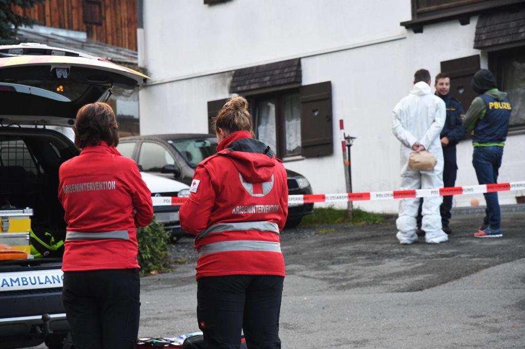 Med žrtvami tragedije tudi hokejski vratar Kitzbühla