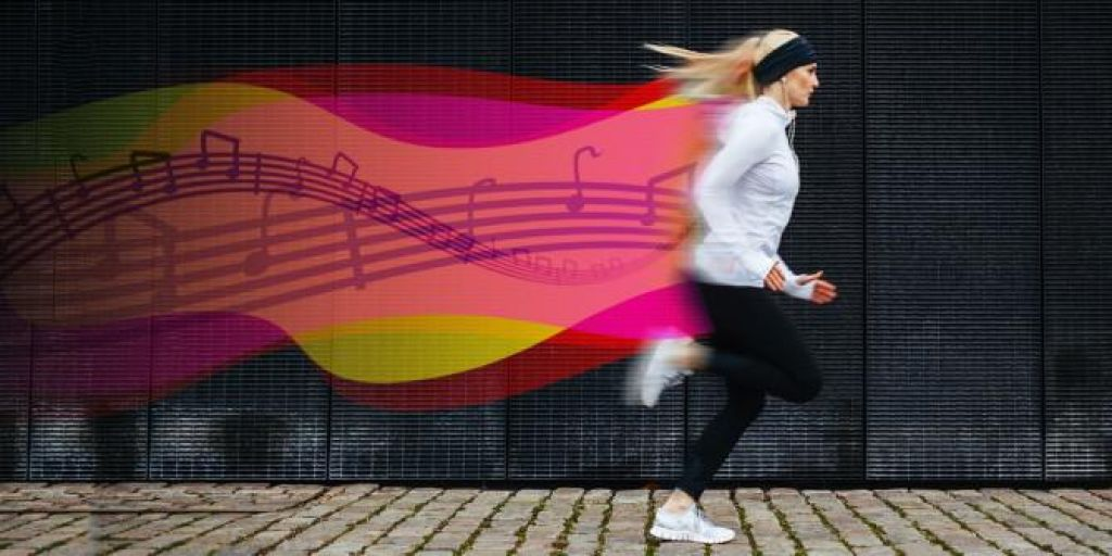 Pozitivni učinki glasbe pri treningu