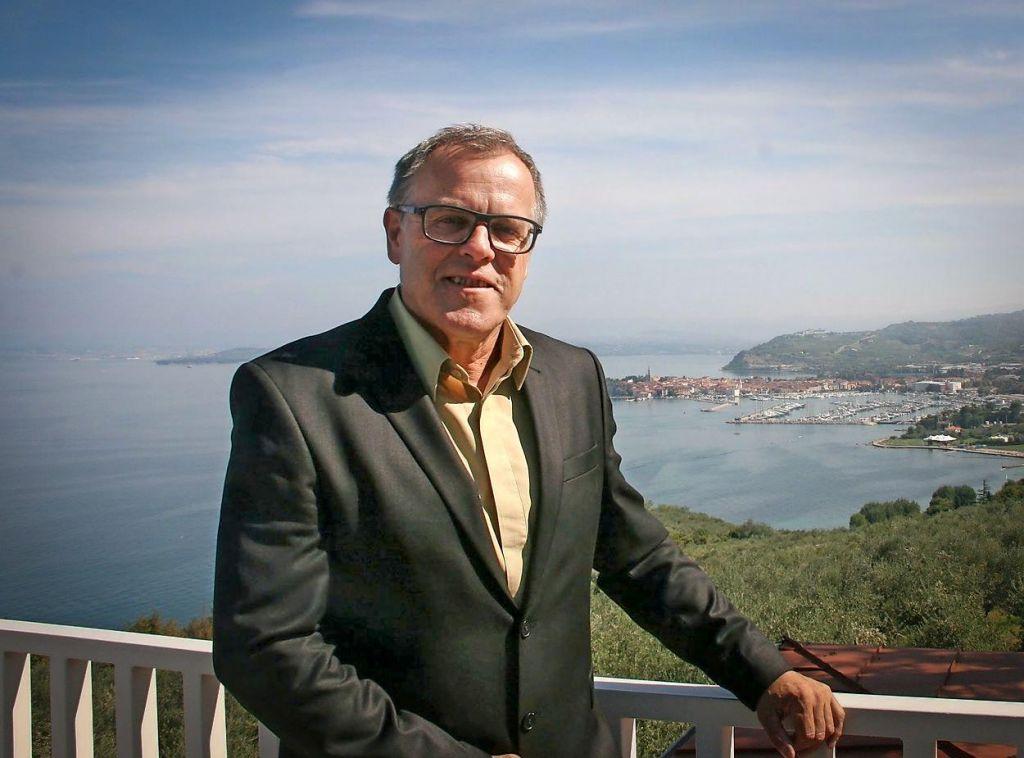 FOTO:Nagajanje izolskega župana