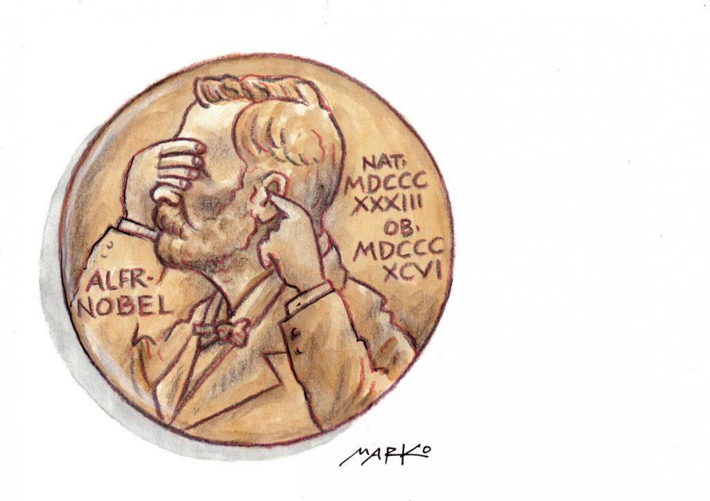 Nobelove nagrade tudi za škodo človeštvu