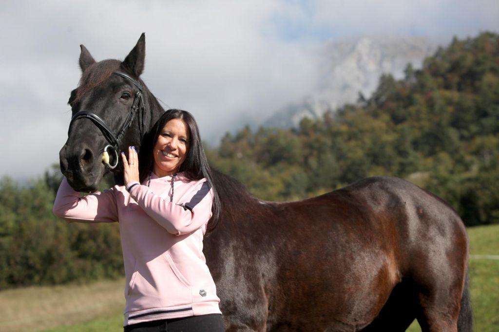 Konj zrcali naše počutje