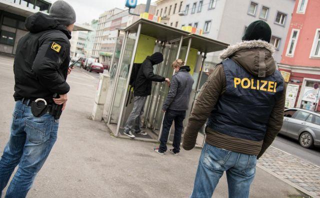 Največja težava so mamila, ki jih iz Slovenije prevažajo v Avstrijo, pravijo tamkajšnji organi. FOTO: Polizei.gv.at