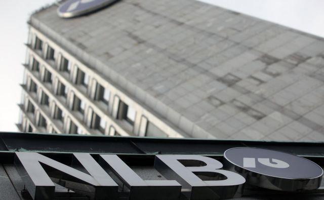 NLB brani položaj regijsko najpomembnejše banke. Foto Mavric Pivk