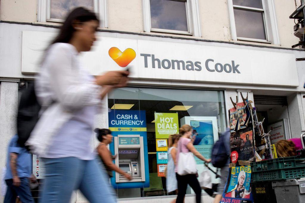 Hays Travel kupil vseh 555 britanskih prodajaln Thomasa Cooka