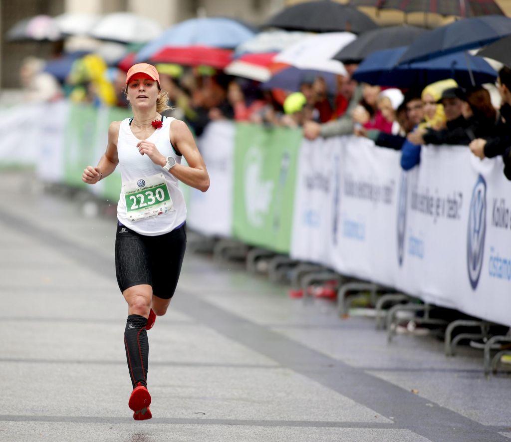 Prvič na polmaraton (21 km)