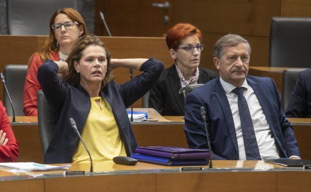 Dopolnilo Desusa bodo koalicijski partnerji vložili skupaj in tako ustavili soliranje strank z dopolnili. FOTO: Voranc Vogel/Delo