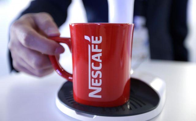 Nestlé predstavlja kar dobro četrtino investicije sklada STS ETF. FOTO: Reuters