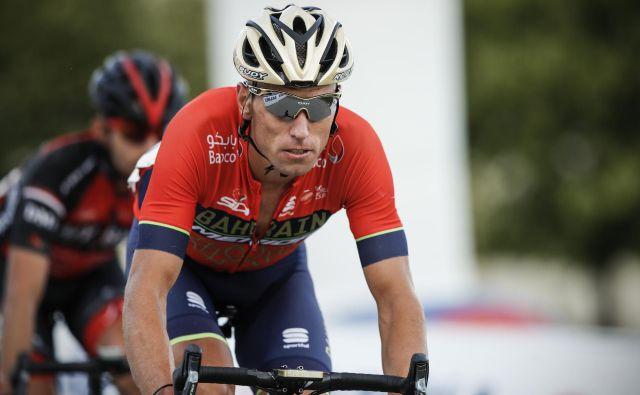 Kristijan Koren je bržkone že končal kariero, potem ko bi se v profesionalni kolesarski ustroj vrnil šele aprila 2012. FOTO: Uroš Hočevar/Delo