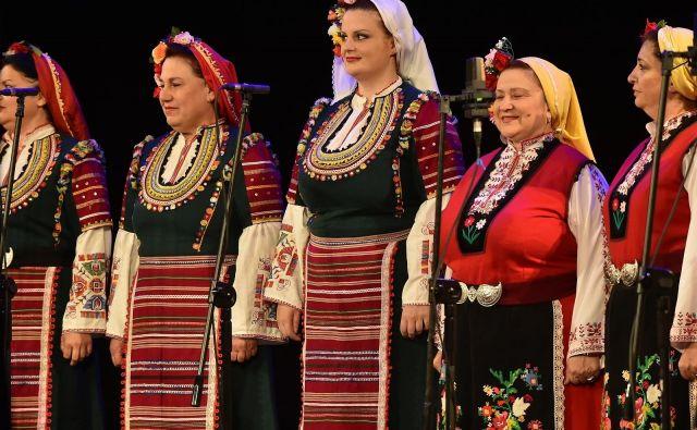 Bolgarski zbor Skrivnost bolgarskih glasov FOTO: Zbigniew Warzynski