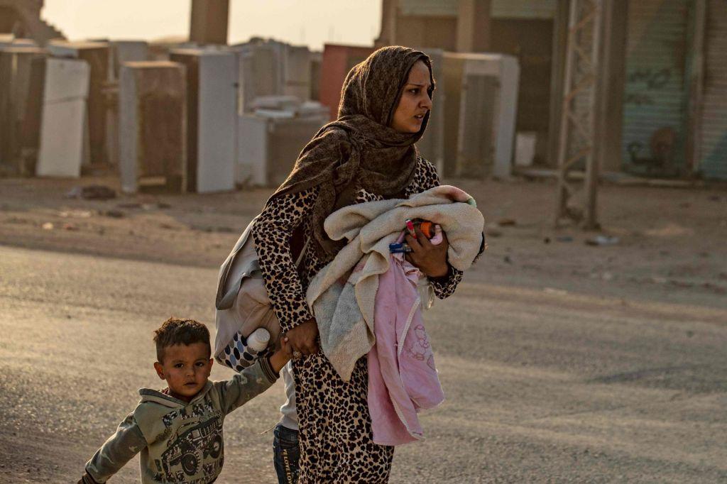 Sirski Kurdi so ostali sami, njihova tragedija je bila napisana vnaprej