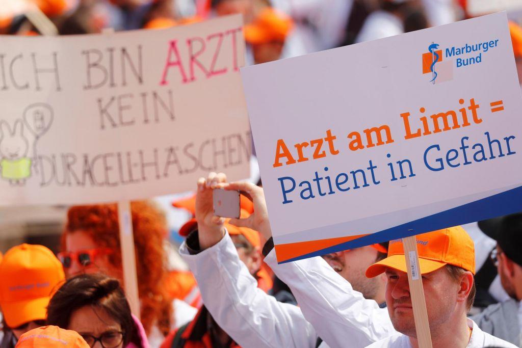 Težave v nemškem zdravstvu