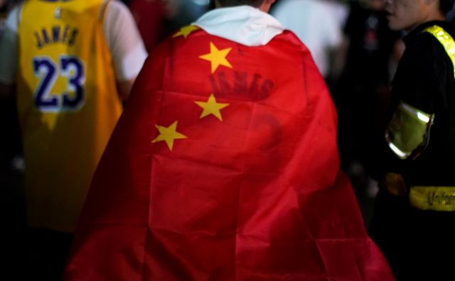 Posel, ki povezuje NBA in Kitajsko, je zrasel na več kot štiri milijarde dolarjev. FOTO: Reuters