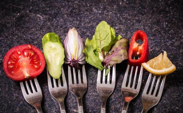 Verjetnost, da bo vsakodnevna veganska prehrana izpolnila vse naše potrebe, je žal majhna.Foto Shutterstock