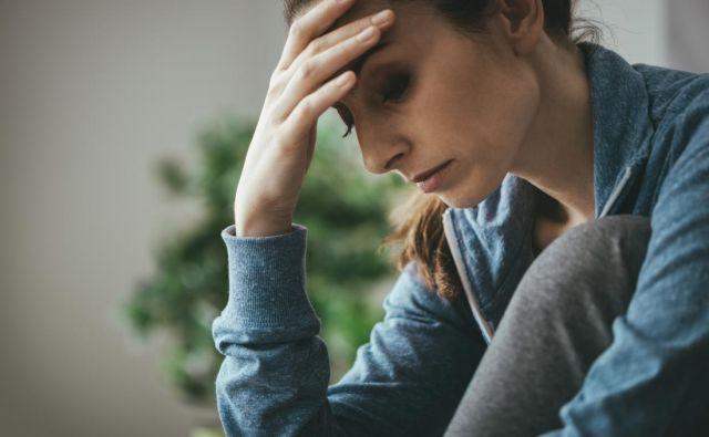 Hormonske spremembe občutno vplivajo na razpoloženje. Foto Gettyimages