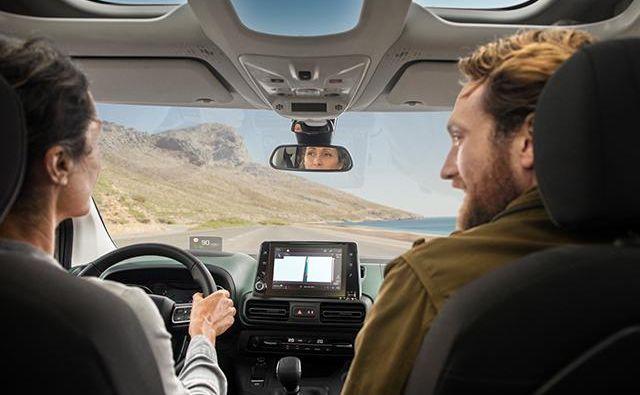 Pogoj za udobno vožnjo je varno, brezhibno vozilo. FOTO: Citroën